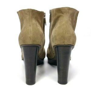 5cf93e423d7d b. makowsky Shoes - B Makowsky Vienna Platform Ankle Booties 10 Brown